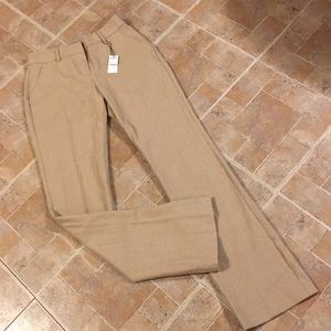 NWT Express Columnist Barely Boot pants size 4